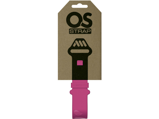 All Mountain Style Silicone OS Strap, rosa